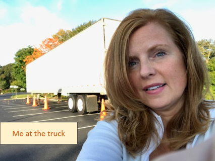 Me at the truck